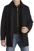 Kenneth Cole Erwin Wool-Blend Coat Casual Male XL Big & Tall