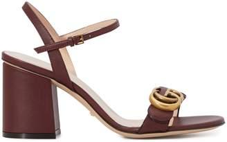 Gucci Marmont sandals