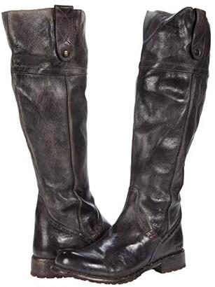 Bed Stu Jacueline (Black Rustic) Women's Boots