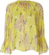 Zadig & Voltaire Talisa Blossom tunic