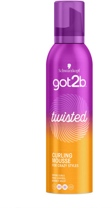 Schwarzkopf Got2B Twisted Curling Mousse 250Ml