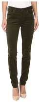 KUT from the Kloth Diana Corduroy Skinny in True Olive