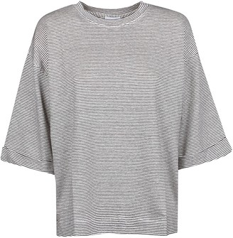 Calvin Klein Collection Stripe T-shirt