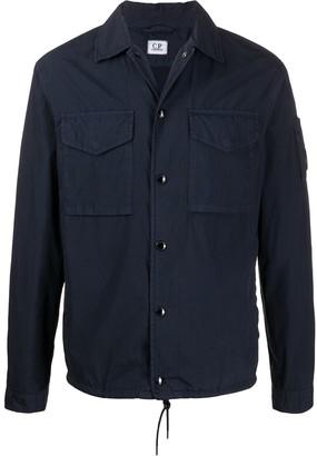 C.P. Company Flap Pocket Coach Jacket
