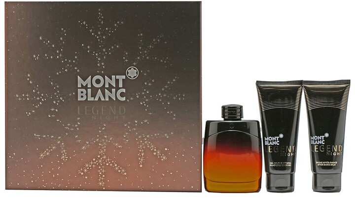 Thumbnail for your product : Montblanc Mont Blanc Legend Night Edp, Shower Gel & After Shave