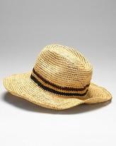 Beach Head Straw Hat