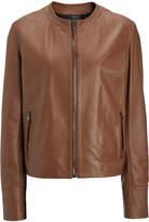 Joseph Matt Nappa Alya Leather Jacket