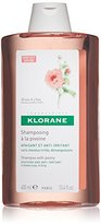 Klorane Shampoo with Peony - Irritated Scalp , 13.4 fl. oz.