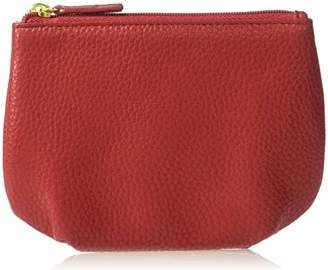 Buxton Pebble Pik-Me-Up Pleated Coin Pouch