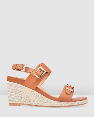 Bared Footwear - Women's Brown Heels - Kinglet Wedges - Women's - Size One Size, 36 at The Iconic