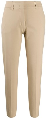 Piazza Sempione Cropped Slim Trousers