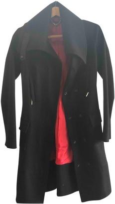 Elisabetta Franchi Black Wool Jacket for Women