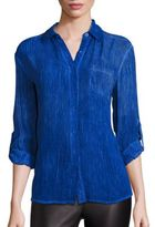 Alice + Olivia Piper Button-Down Shirt