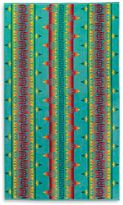 Pendleton Coyoacan Oversized Jacquard Beach Towel in Turquoise