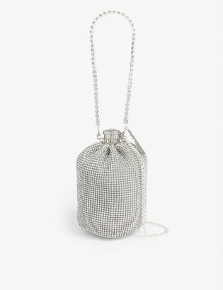 Rotate by Birger Christensen Cassie crystal-embellished shoulder bag