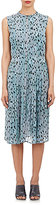 Christian Wijnants Women's Dalice Pleated Dress-BLUE