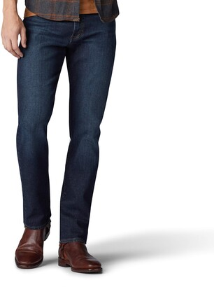 Lee Men's Big & Tall Modern Series Extreme Motion Straight Fit Jean