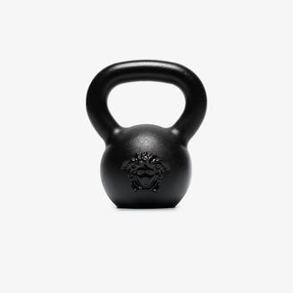 Versace black Medusa 10 KG kettlebell
