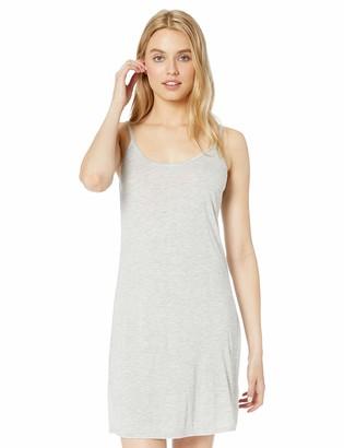 Munki Munki Women's Jersey Chemise Nightgown