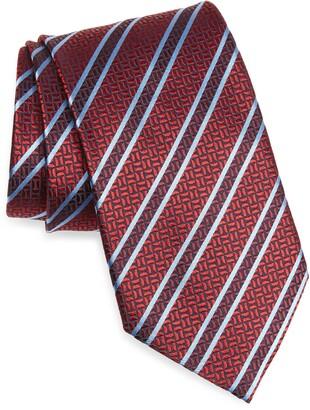 Ermenegildo Zegna Silk X-Long Tie