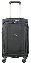 "Delsey Cruise Softside Collection 21"" Carry-On Expandable Spinner Trolley"