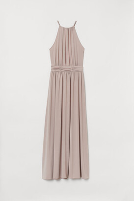 H&M Long Sleeveless Dress - Pink