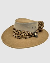 Thumbnail for your product : Jacaru - Brown Hats - Jacaru 1023 Horizon Hat - Size One Size, XL at The Iconic