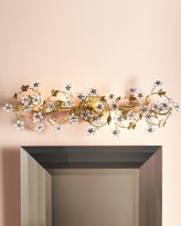 Horchow 5-Light Floral Fixture