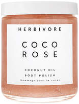 Herbivore Botanicals Coco Rose Body Polish.