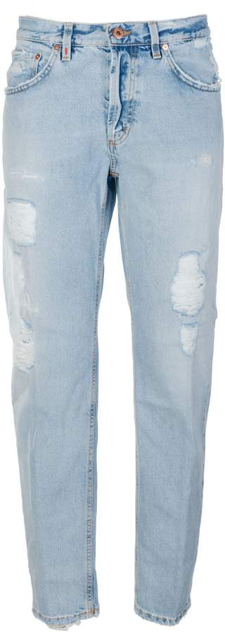 Dondup Brighton Distressed Jeans