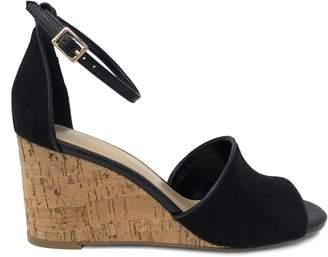 Expression Shea Cork Wedge Sandals