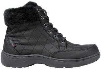 L.L. Bean Women's Insulated Commuter Boots, Mid Lace-Up