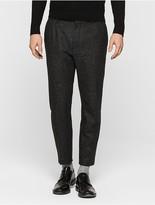 Calvin Klein Pavel Wool Silk Blend Pants
