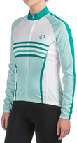 Pearl Izumi ELITE Thermal LTD Cycling Jersey - Full Zip, Long Sleeve (For Women)