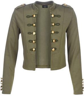 Only ONLKINSLEY women's Jacket in Green