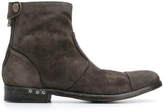 Alberto Fasciani Venere ankle boots