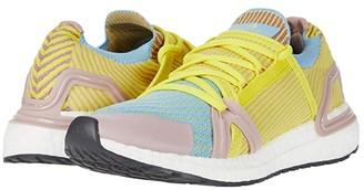 adidas by Stella McCartney Ultraboost 20 S. Sneaker (Dusty Rose/Amc/Fresh Lemon/Clear Blue) Women's Shoes