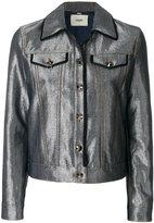 Fendi Karlito denim jacket