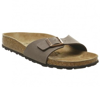 Birkenstock Brown Suede Sandals