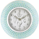 Asstd National Brand FirsTime Mosaic Wall Clock