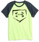 Under Armour Toddler Boy's Home Plate Heatgear T-Shirt
