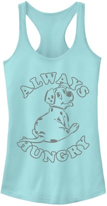 Disney Juniors' 101 Dalmatians Rolly Puppy Always Hungry Graphic Tank