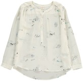 Des Petits Hauts Toiny Silk Countryside Blouse
