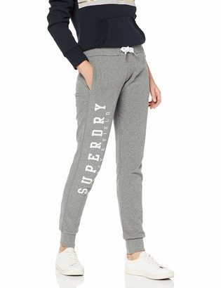 Superdry Women's Track and Field Lite Joggers Sports Trousers