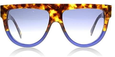 Celine Sunglasses 41026/S Black Square