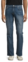 7 For All Mankind Fading Woven Jeans