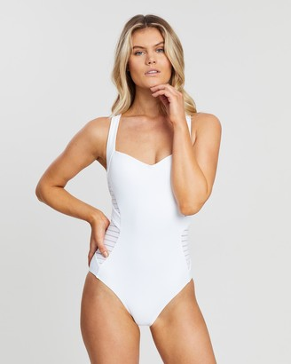 Jets Parallels Low Back Infinity One-Piece