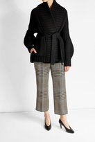 Burberry Wool and Cashmere Cardigan