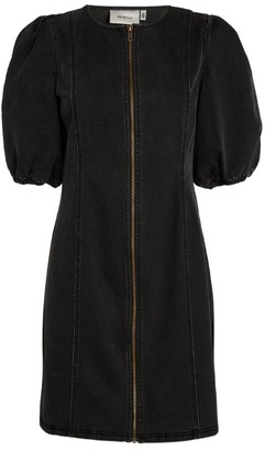 Gestuz Sofy Puff-Sleeve Dress