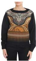 Etro Women's Multicolor Cotton Sweatshirt.